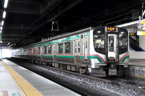 E721系0番台・その4(2018年8月14日)
