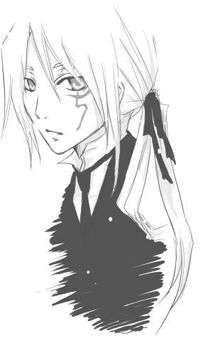 長髪アレン