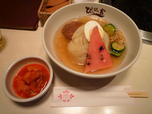 盛岡冷麺ウマー!!!