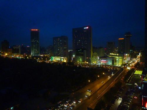 きれいな夜景!!