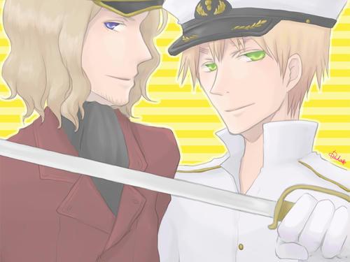 ( ゚∀゚)o彡°軍服!軍服!!