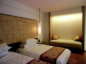 ホテル部屋