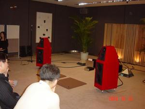 WILSON AUDIO_SYSTEM8_インターナショナルオーディオショー2006