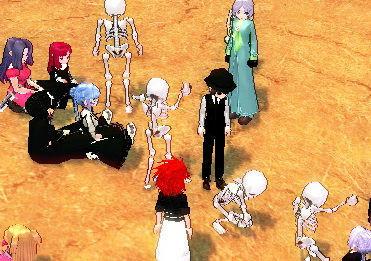 骨~骨ロック~♪