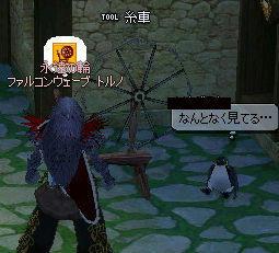 このペンギンが!!