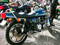 kawasaki Z550 400FX