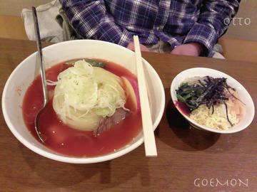 冷麺セット1112