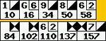 2006/07/08ボウラードのスコア記録