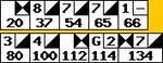 2006/07/21 16:47 ボウラードネット成績