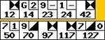 2006/07/21 17:36 ボウラードネット成績