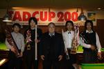 タッドカップ2006年度入賞者達