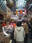 黒門市場の大晦日