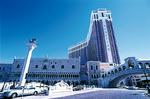 ラスベガスのベネチアンホテル