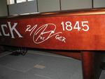 マイテーブル・有名選手のサイン