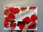 明治ストロベリーチョコレート 写真画像
