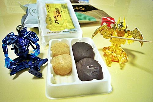 静岡名産・安倍川餅