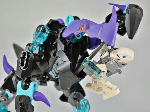 44016 ジョー・ビースト VS ストーマー / Jaw Beast vs Stormer