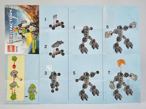 LEGO Hero factory 40116
