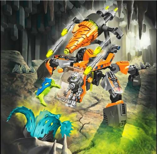 レゴ ヒーローファクトリー 2014年 夏季新製品