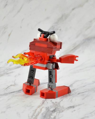 レゴ ミクセル「41502 ゾーチ」