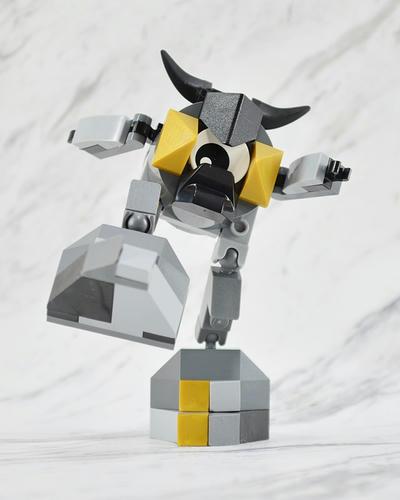 レゴ ミクセル 「41504 サイズモ」