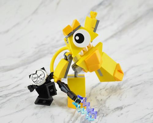 レゴ ミクセル「41506 テスロ」