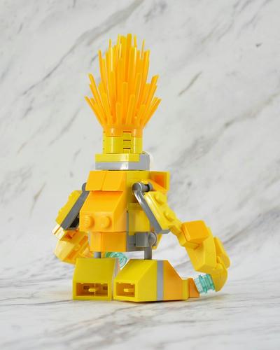 レゴ ミクセル「41508 ボレクトロ」