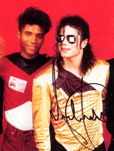 マイケルとエイドリアン・グラント