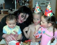 マイケルと子どもたち