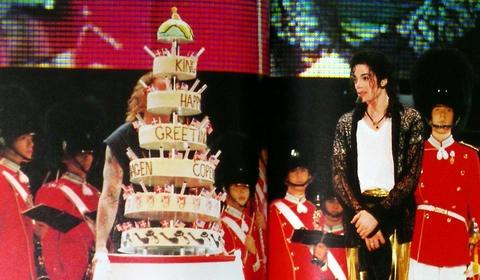 97年コペンハーゲン、誕生日おめでとう、MJ!