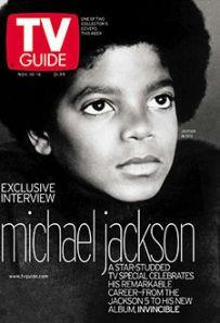 雑誌『TV Guide』、2001年。
