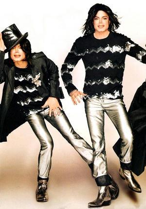 2007年、EBONY、マイケル・ジャクソン特集