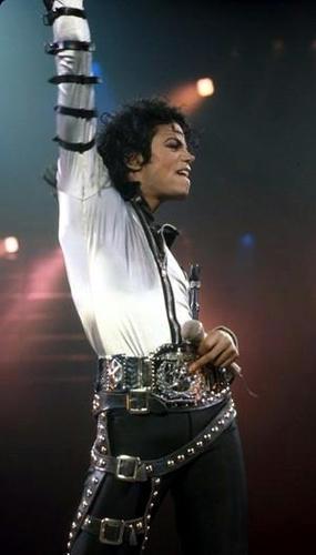 BADツアー、マイケル・ジャクソン