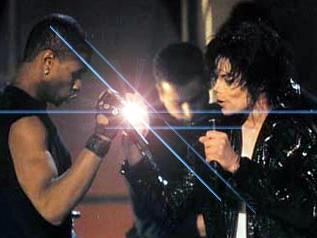 マイケル・ジャクソンとアッシャー