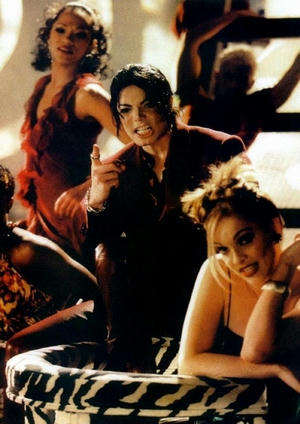 『Blood On The Dance Floor』、マイケル・ジャクソン