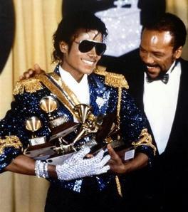 Michael Jackson グラミー賞