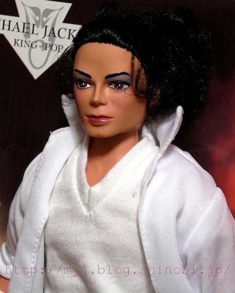 マイケル・ジャクソン、Black or White Singing Doll