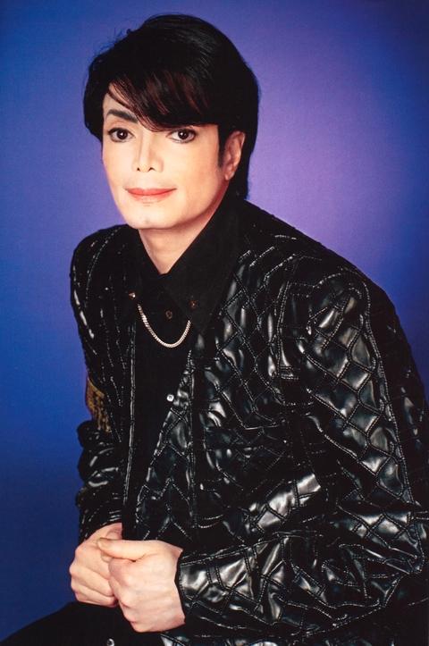 2001年、マイケル・ジャクソン