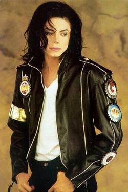 マイケル・ジャクソン WHO IS IT