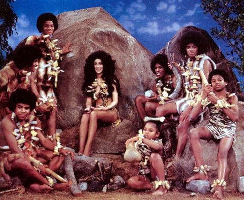 1972年、ソニー&シェール・コメディ・アワー