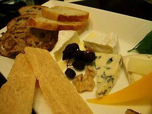 チーズのズーム