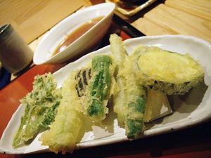 さくさく天ぷら