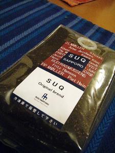 SUQ札幌オリジナル