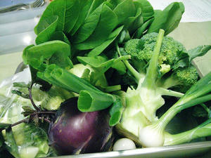 野菜いっぱい!!