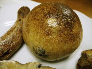 むかごパン。