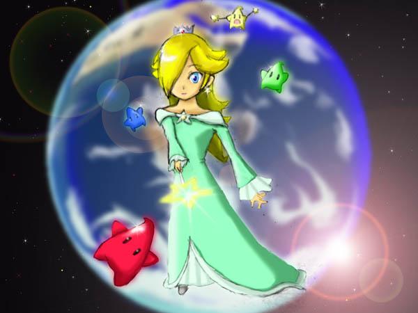 ロゼッタ (ゲームキャラクター)の画像 p1_8