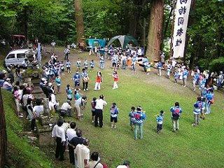 060827_1422_中谷大宮神社例大祭(小谷村)