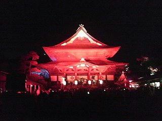 090211_1817_善光寺・灯明まつり(長野市)