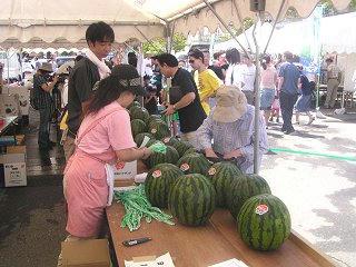 090808_1322_すいか祭り(波田町)