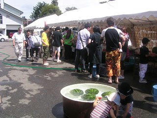 090808_1320_すいか祭り(波田町)